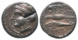 PAPHLAGONIA. Sinope. Ca. 410-350 BC. AR stater  Condition: Very Fine  Weight: 5.90 gr Diameter: 18 mm