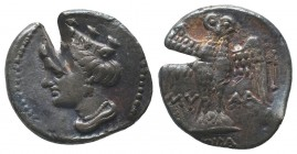 PAPHLAGONIA. Sinope. Ca. 410-350 BC. AR stater  Condition: Very Fine  Weight: 5.60 gr Diameter: 21 mm