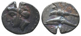 PAPHLAGONIA. Sinope. Ca. 410-350 BC. AR stater  Condition: Very Fine  Weight: 5.00 gr Diameter: 19 mm