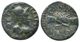PHRYGIA, Synnada, pseudo-autonomous c. 3rd century AD, AE  Condition: Very Fine  Weight: 4.80 gr Diameter: 20 mm