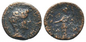 LYDIA. Augustus (27 BC-14 AD). Ae.  Condition: Very Fine  Weight: 3.10 gr Diameter: 16 mm