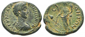 PAMPHYLIA, Side, Commodus c. 177-192 AD, AE,   Condition: Very Fine  Weight: 10.10 gr Diameter: 26 mm