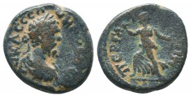 PAMPHYLIA, Perga, Septimius Severus c. 193-211 AD, AE,   Condition: Very Fine  Weight: 6.80 gr Diameter: 21 mm