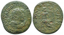 CILICIA, Casae, Valerian I c. 253-260 AD, AE,   Condition: Very Fine  Weight: 14.80 gr Diameter: 29 mm
