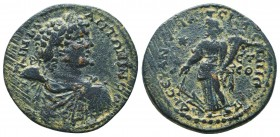 PONTOS, Amasia, Caracalla c. 198-217 AD, AE,   Condition: Very Fine  Weight: 13.40 gr Diameter: 28 mm
