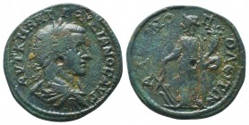 THRACE, Hadrianopolis, Gordian III c. 238-244 AD, AE,   Condition: Very Fine  Weight: 10.00 gr Diameter: 26 mm