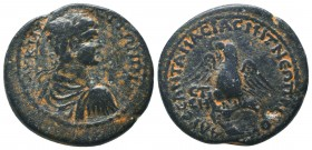 Caracalla (198-217 AD). AE, Pontus, Amasia.  Condition: Very Fine  Weight: 17.10 gr Diameter: 30 mm