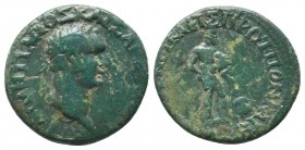 BITHYNIA, Nicaea, Domitian c. 81-96 AD, AE,   Condition: Very Fine  Weight: 5.80 gr Diameter: 21 mm