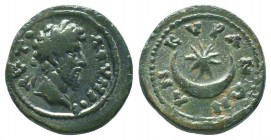 PHRYGIA. Ankyra. Marcus Aurelius (161-180). Ae.   Condition: Very Fine  Weight: 4.30 gr Diameter: 17 mm