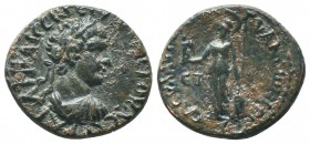 Cappadocia, Tyana. Trajan. A.D. 98-117. AE   Condition: Very Fine  Weight: 6.40 gr Diameter: 22 mm