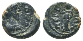 Perge, Pamphylia.Marcus Aurelius Æ of Perge, Pamphylia. AD 161-180.  Condition: Very Fine  Weight: 3.30 gr Diameter: 13 mm