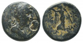 PHRYGIA, Hierapolis. Autonomous Issue.   Condition: Very Fine  Weight: 7.00 gr Diameter: 19 mm