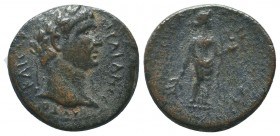 CILICIA, Eirenopolis. Trajan. 98-117 AD. Æ   Condition: Very Fine  Weight: 6.20 gr Diameter: 22 mm