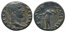 CILICIA, Laertes. Trajan. 98-117 AD. Æ   Condition: Very Fine  Weight: 4.00 gr Diameter: 19 mm
