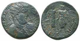 Valerianus I (253-260 AD). AE29 (21.69 g), Anazarbos, Cilicia,   Condition: Very Fine  Weight: 17.80 gr Diameter: 26 mm