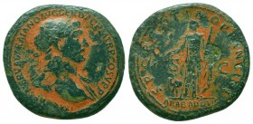 TRAJAN (98-117). Sestertius. Rome.  Condition: Very Fine  Weight: 24.00 gr Diameter: 34 mm