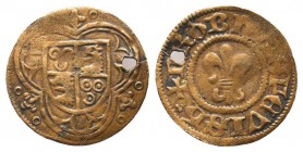 Medieval Europe, Ae Coin or token,  Condition: Very Fine  Weight: 0.80 gr Diameter: 20 mm