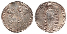 Medieval Coins, AD 1343-1354. Venice  Condition: Very Fine  Weight: 3.40 gr Diameter: 21 mm