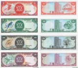Country : TRINIDAD and TOBAGO  Face Value : 1 au 20 Dollars Lot  Date : (1985)  Period/Province/Bank : Central Bank of Trinidad and Tobago  Catalogue ...