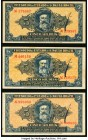 Brazil Bonus do Thesouro 5 Mil Reis 1932 Pick S861a Three Examples Very Fine.   HID09801242017  © 2020 Heritage Auctions | All Rights Reserve