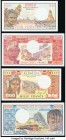 World (Cameroon, Djibouti) Group Lot of 4 Examples About Uncirculated-Crisp uncirculated.   HID09801242017  © 2020 Heritage Auctions | All Rights Rese...