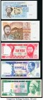 Guinea-Bissau Banco Nacional da Guine-Bissau Group Lot of 5 Examples Crisp Uncirculated.   HID09801242017  © 2020 Heritage Auctions | All Rights Reser...