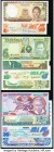 World (Kenya, Tanzania) Group Lot of 17 Examples About Uncirculated-Crisp Uncirculated.   HID09801242017  © 2020 Heritage Auctions | All Rights Reserv...