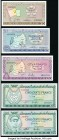 Rwanda Banque Nationale du Rwanda Group Lot of 5 Examples About Uncirculated-Crisp Uncirculated.   HID09801242017  © 2020 Heritage Auctions | All Righ...
