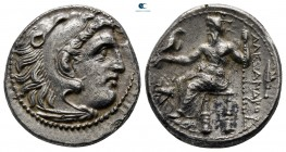 "Kings of Macedon. Magnesia ad Maeandrum. Alexander III ""the Great"" 336-323 BC. Drachm AR"
