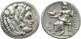 KINGS OF MACEDON. Alexander III 'the Great' (336-323 BC). Drachm. Sardes.