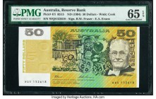 Australia Australia Reserve Bank 50 Dollars ND (1994) Pick 47i R515 PMG Gem Uncirculated 65 EPQ.   HID09801242017  © 2020 Heritage Auctions | All Righ...