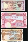 World (Bahrain, Yemen) Group Lot of 3 Examples About Uncirculated-Crisp Uncirculated. Possible trimming is evident.   HID09801242017  © 2020 Heritage ...