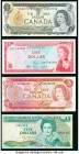 World (Canada, Eastern Caribbean States) Group Lot of 8 Examples About Uncirculated-Crisp Uncirculated. Possible trimming is evident.   HID09801242017...