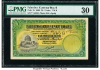 Palestine Palestine Currency Board 1 Pound 20.4.1939 Pick 7c PMG Very Fine 30. Small tear.  HID09801242017  © 2020 Heritage Auctions | All Rights Rese...