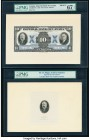 Canada Toronto, ON- Imperial Bank of Canada $10 1.11.1933 Ch.# 375-20-04FPa Proof PMG Superb Gem Unc 67 EPQ; Archival Vignette in PMG Holder.   HID098...