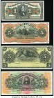 Costa Rica Group Lot of 7 Examples Extremely Fine-Crisp uncirculated. Pinholes in (1) 20 Colones example.  HID09801242017  © 2020 Heritage Auctions | ...