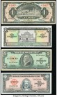 World (Cuba, El Salvador) Group Lot of 8 Examples Very Fine-Crisp Uncirculated.   HID09801242017  © 2020 Heritage Auctions | All Rights Reserve