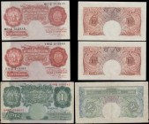 Bank of England (6) a collectible little group of Beale Britannia medallion issues 1950 in circulated presentable grades, average Fine to GVF. Consist...