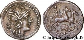 CAECILIA Type : Denier  Date : 128 AC.  Mint name / Town : Rome  Metal : silver  Millesimal fineness : 950  ‰ Diameter : 18,5  mm Orientation dies : 5...