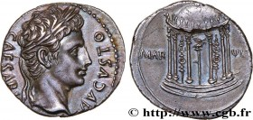 AUGUSTUS Type : Denier  Date : 19 AC.  Mint name / Town : Colonia Patricia  Metal : silver  Millesimal fineness : 950  ‰ Diameter : 18  mm Orientation...