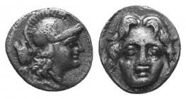 ASIA MINOR, Greek Obols. 5th - 3rd century BC. AR   Condition: Very Fine  Weight: 0.90 gr Diameter: 10 mm