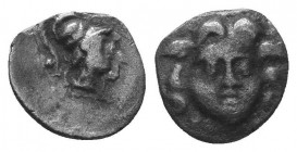 ASIA MINOR, Greek Obols. 5th - 3rd century BC. AR   Condition: Very Fine  Weight: 0.50 gr Diameter: 10 mm