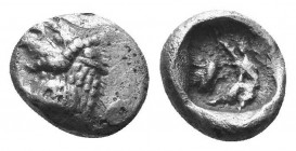 ASIA MINOR, Greek Obols. 5th - 3rd century BC. AR   Condition: Very Fine  Weight: 0.40 gr Diameter: 6 mm