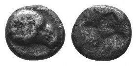 ASIA MINOR, Greek Obols. 5th - 3rd century BC. AR   Condition: Very Fine  Weight: 0.30 gr Diameter: 6 mm
