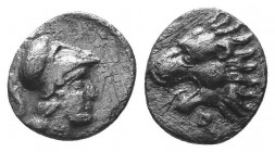 ASIA MINOR, Greek Obols. 5th - 3rd century BC. AR   Condition: Very Fine  Weight: 0.60 gr Diameter: 8 mm