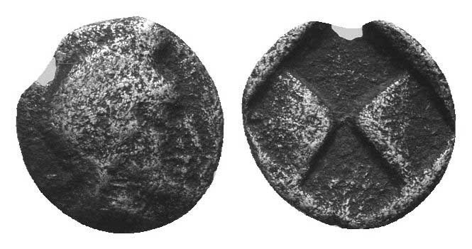 ASIA MINOR, Greek Obols. 5th - 3rd century BC. AR   Condition: Very Fine  Weight...
