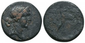 Anonimous issues, late 1st – mid-2nd century, Ae   Condition: Very Fine  Weight: 11.80 gr Diameter: 24 mm