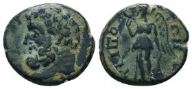 LYDIA. Tripolis. Pseudo-autonomous. Ae (3rd century AD).  Condition: Very Fine  Weight: 2.90 gr Diameter: 16 mm