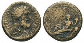 LYDIA. Pseudo-autonomous. Ae (2nf century AD).  Condition: Very Fine  Weight: 2.70 gr Diameter: 15 mm