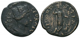 Ephes. Pseudo-autonomous (2nd century). Ae.  Condition: Very Fine  Weight: 4.90 gr Diameter: 21 mm